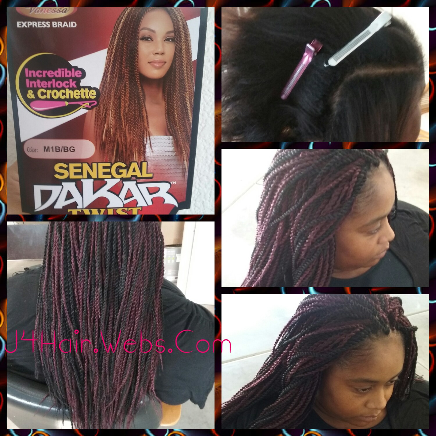 Hair Extensions Braids And Weaves